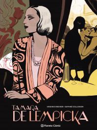 Tamara de Lempicka (novela gráfica)