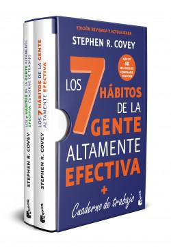 Estuche Los 7 hábitos de la gente altamente efectiva + Cuaderno de trabajo