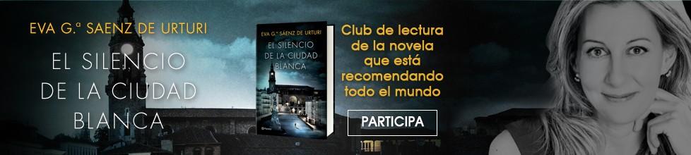 Club de lectura El silencio de la ciudad blanca
