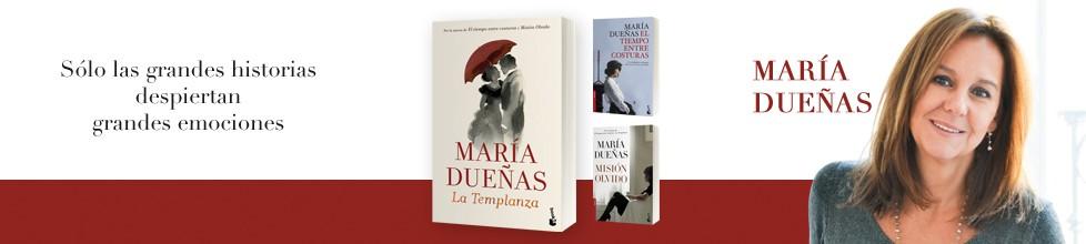 Pack María Dueñas