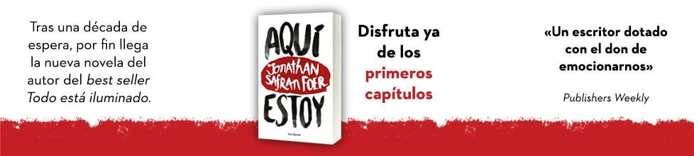 La nueva novela de Jonathan Safran Foer