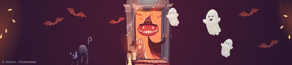 Elije tu novela negra para este Halloween