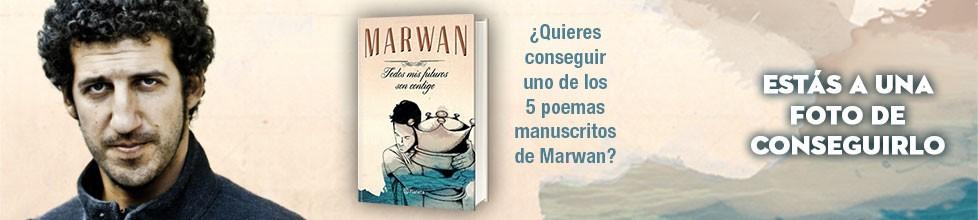 Dinos cuál es tu poema favorito de Marwan
