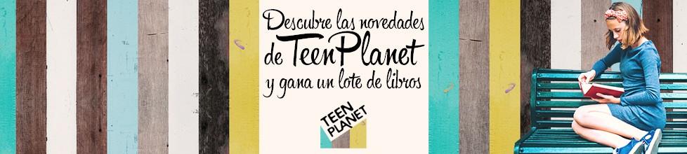 Descubre las novedades de Teen Planet