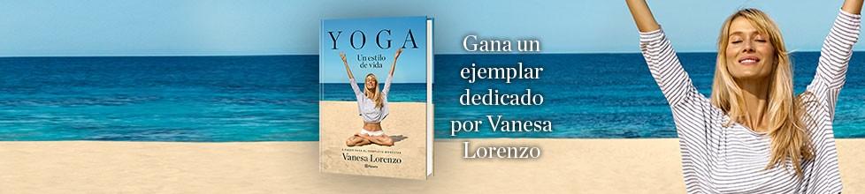 ¡Hazte con un ejemplar dedicado de 'Yoga, un estilo de vida'!