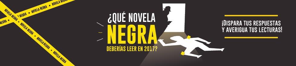 ¡Descubre qué novela negra tienes que leer en 2017!